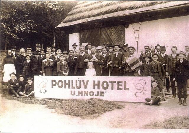 Hotel U Hnoje